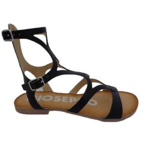 Sandalias de vestir para mujer Giosepp color negro. Rebajas y descuentos.